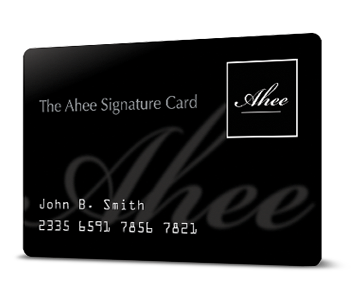 The AHEE Card